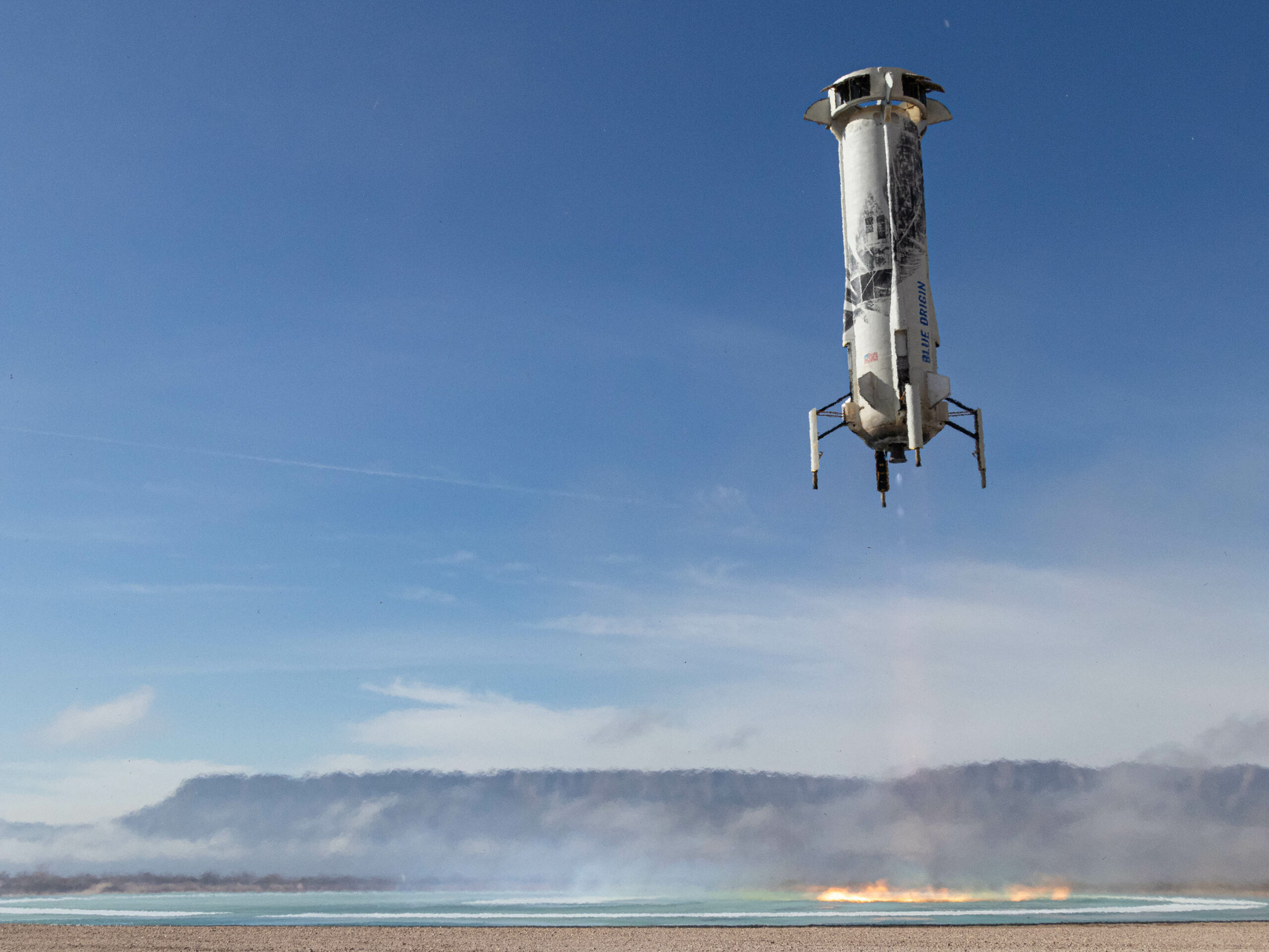 Blue Origin Prepares for NS-13 Flight with ARMAS Payload